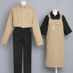 Need someone to wear this with me Kawaii Fashion, Cute Fashion, Look Fashion, Fashion Outfits, Korea Fashion, Asian Fashion, Korean Fashionista, Mode Ulzzang, Matching Couple Outfits