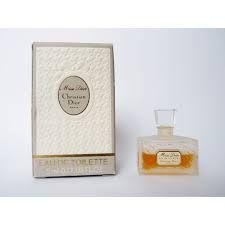 """Résultat de recherche d'images pour """"miss dior miniature de parfum"""""""