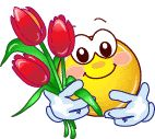 The perfect Love Tulips Emoji Animated GIF for your conversation. Discover and Share the best GIFs on Tenor.