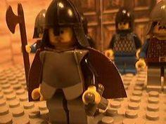 Beowulf Lego videos