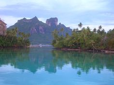 Bora Bora Tahiti, French Polynesia by Jeremiah Christopher by Jeremiah Christopher on Bahamas Vacation, Vacation Trips, Dream Vacations, Places Around The World, Oh The Places You'll Go, Around The Worlds, Wonderful Places, Beautiful Places, Tahiti French Polynesia