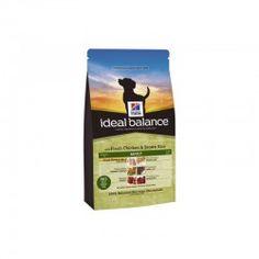 Hills Ideal Balance Adult Raza Peq. Pollo y Arroz 2 Kg