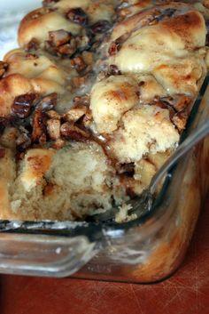Apple-Cinnamon Pull Apart Loaf Recipe
