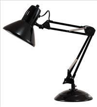 Jastek Alpha Lamp 830mm Black Desk Lamp, Table Lamp, Office Lamp, Lamps, Black, Home Decor, Lightbulbs, Lamp Table, Black People