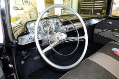 1957 CHEVROLET BEL AIR  - Interior - 208104