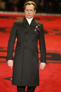 Gary Oldman for Prada
