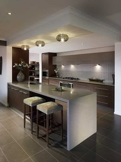 Chelsea Kitchen 1, New Home Designs - Metricon