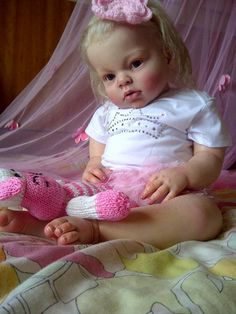 baby banter reborn doll forum member Aliki from South Africa