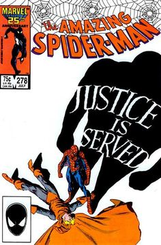 The Amazing Spider-Man #278 - July 1986