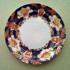 VINTAGE ROYAL ALBERT IMARI CROWN CHINA 7  (approx) PLATE