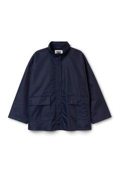 Weekday image 1 of Arill Jacket in Blue Reddish Dark
