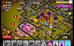 clash of clans скачать на андроид mod