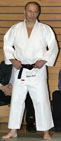 Vladimir Putin President of Russia .