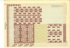 Romanian blouse - embroidery chart Folk Embroidery, Romania, Projects To Try, Textiles, Chart, Traditional, Folklore, Fabrics, Textile Art
