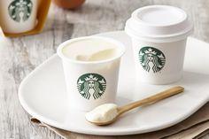 Korea Starbucks chocolate pudding. Korea Starbucks milk pudding. 韩国星巴克 http://tummyfriend.com/korea-starbucks-pudding/ #tummyfriend# #starbucks#