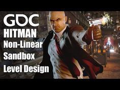 Level Design in Hitman: Guiding Players in a Non-Linear Sandbox Sandbox, Game Design, Challenges, Club, Litter Box, Sand Pit