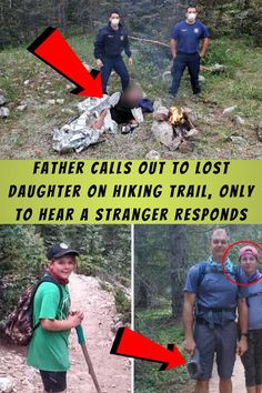 #Father #Calls #Lost #Daughter #Hiking #Trail #Hear #Stranger #Responds Eyeshadow Looks, Green Eyeshadow, Disney Girls Room, Pageboy Haircut, Edgy Short Haircuts, Curly Hair Styles, Natural Hair Styles, Gold Wall Art, Stylist Tattoos