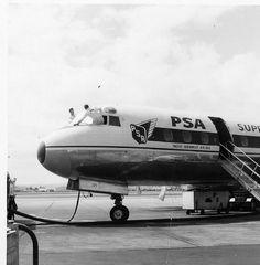 PSA Lockheed Electra