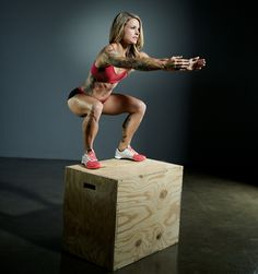 CrossFit Crush - Christmas Abbott
