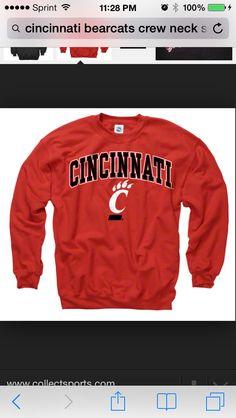 Cincinnati bearcats ❤️