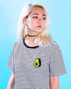 Avocado Tee from inuinu! just got mine in the post yesterday.. love it!!