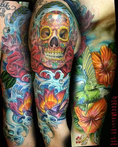 Image detail for -Nautilus Tattoo Tattoos Animal Flowers Skulls Water And Birds