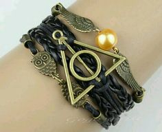 Harry potter bracelet i need this