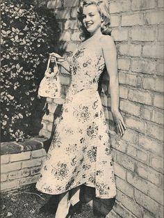 Jeune Marilyn (1948-49 ?)