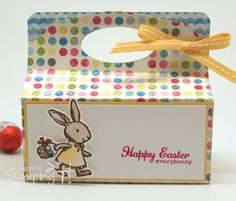 Stamping T! - Easter Pop 'n Cuts Treat Box