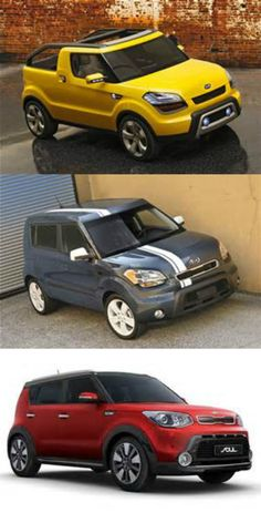 No matter the color, it will always be our top pick, the Kia Soul!
