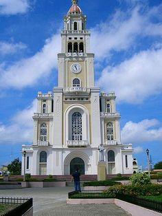 Iglesia Sagrado Corazon de Jesus, Moca, El Cibao - República Dominicana