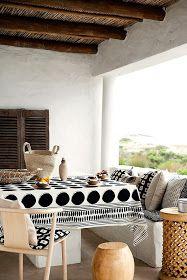 black white and neutral; 4BildCasa: E' ancora settembre, outdoor inspiration