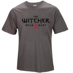 The Witcher 3 T-shirts