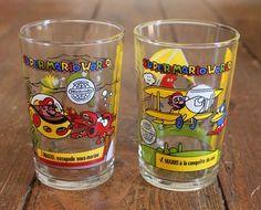 Super Mario World's mustard cup.