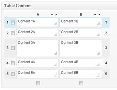 TablePress Plugin – The Successor To WP Table Reloaded