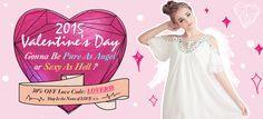 Promocja Walentynkowa  http://www.choies.com/2015-valentine-s-day-sale?hp0112?cid=aneczkaa123?michelle  #choies  #promocja