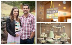 Inside Bachelor Sweethearts – Molly and Jason Mesnick's Baby Party! (Photos)