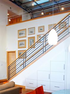 Cabinet Under Stairs Design Ideas, Pictures, Remodel, and Decor - page 3 Curved Staircase, Modern Staircase, Staircase Design, Staircase Storage, Stair Storage, Stair Drawers, Drawer Design, Storage Design, Regal Design