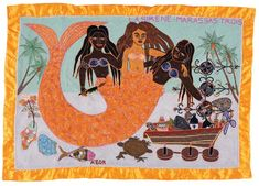Mami's Sisters in the African Atlantic || Mami Wata: Arts for Water Spirits in Africa and its Diasporas