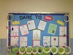 Dream Bulletin Board - Langston Hughes Birthday