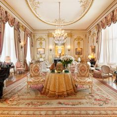 Joan Rivers's Palatial N.Y.C. Apartment Goes on the Market for a Cool $28 Million  #InStyle