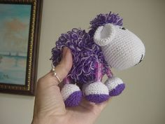Sheep Amigurumi ~ Free Pattern