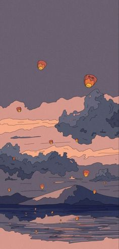 Cute Pastel Wallpaper, Soft Wallpaper, Anime Scenery Wallpaper, Cute Patterns Wallpaper, Iphone Background Wallpaper, Kawaii Wallpaper, Aesthetic Iphone Wallpaper, Aesthetic Wallpapers, Naruto Wallpaper