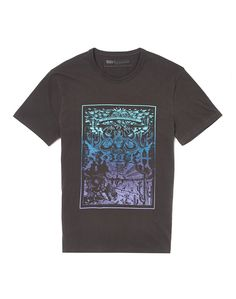 Levi's T Shirt with Placement Print Flat