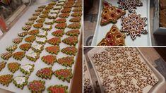 karacsonyi-mezes Xmas Dinner, Christmas Dishes, Animal Print Rug, Gingerbread, Garden Design, Recipies, Food And Drink, Delicate, Yummy Food