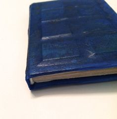 River Song's Tardis diary. I think I have to make one of these for myself. I do have a ton of book making materials...
