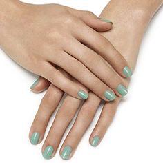 Turquoise and Caicos - Bright Aqua Nail Polish Manicure - Essie On-Hand Looks