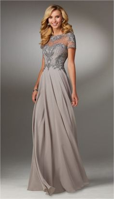 Elegant Mother Of The Bride Dresses Trends Inspiration & Ideas (61)