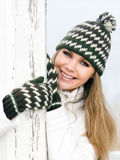 Nordic Yarns and Design since 1928 Mittens, Knitted Hats, Knit Crochet, Winter Hats, Beanie, Yarns, Knitting, My Love, Knits