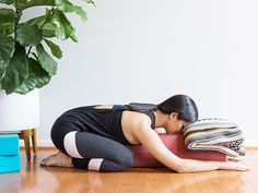 Yes, practicing yoga for headaches yields real results. A yogi breaks down the four top poses for sweet relief.